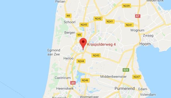 Nautisch Centrum Nicolaas Witsen Kraspolderweg 4 1821 BW Alkmaar